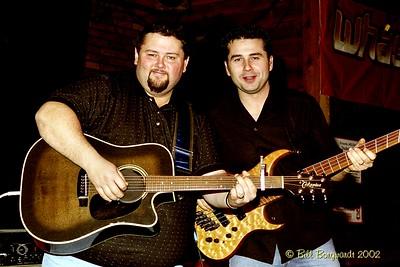 Mark & Sean Smith - Poverty Plainsmen 11-2001 - 7a