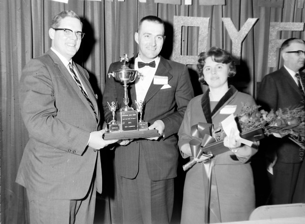 Illinois Outstanding Young Farmer 1964