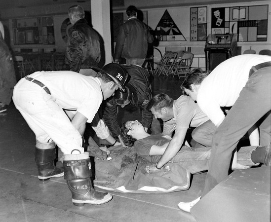 Disaster drill 1972