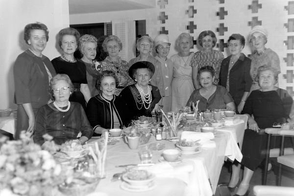Class of 1922 reunion in 1964