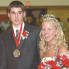 St. Anthony High School Homecoming King and Queen 2003