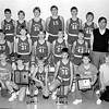 St. Michael basketball team 1987