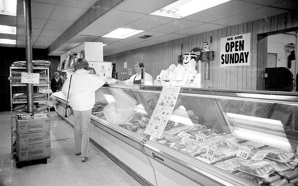 Stephens Bros. Food Market 1987