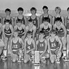 Central basketball team 1972