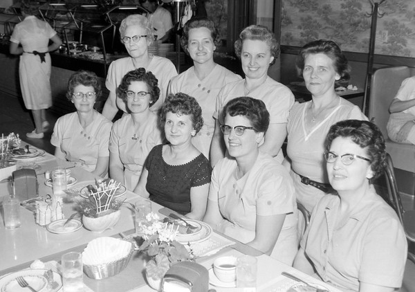 IGA employees 1963