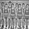 Farina basketball players 1965