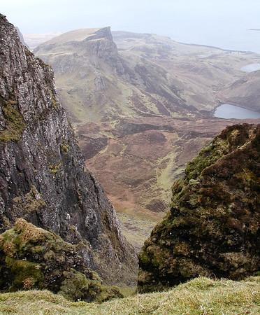 The Quirang, Isle of Skye, 2002