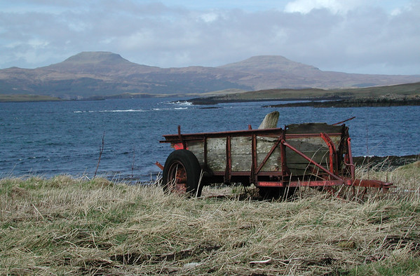 Macleod's Tables, Isle of Skye