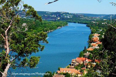 Mount Bonnell view 3