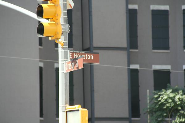 Crosby & E. Houston