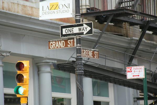 Grand & Greene Street