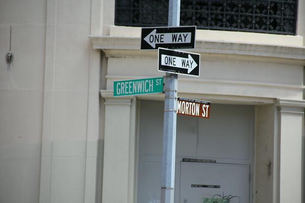 Greenwich  st & Morton St