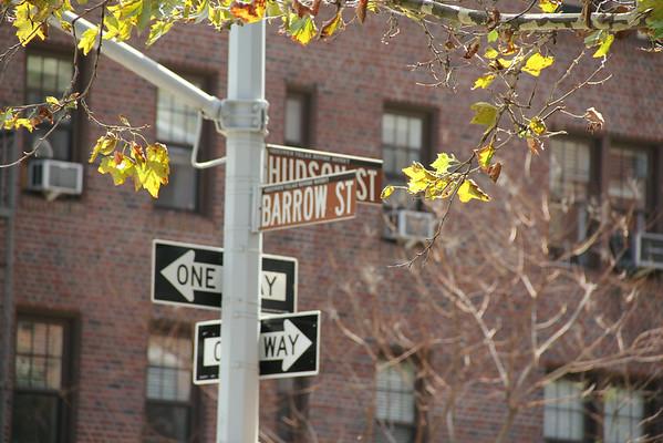Hudson & Barrow St