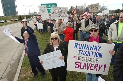 JJ Tax Day Tea Party