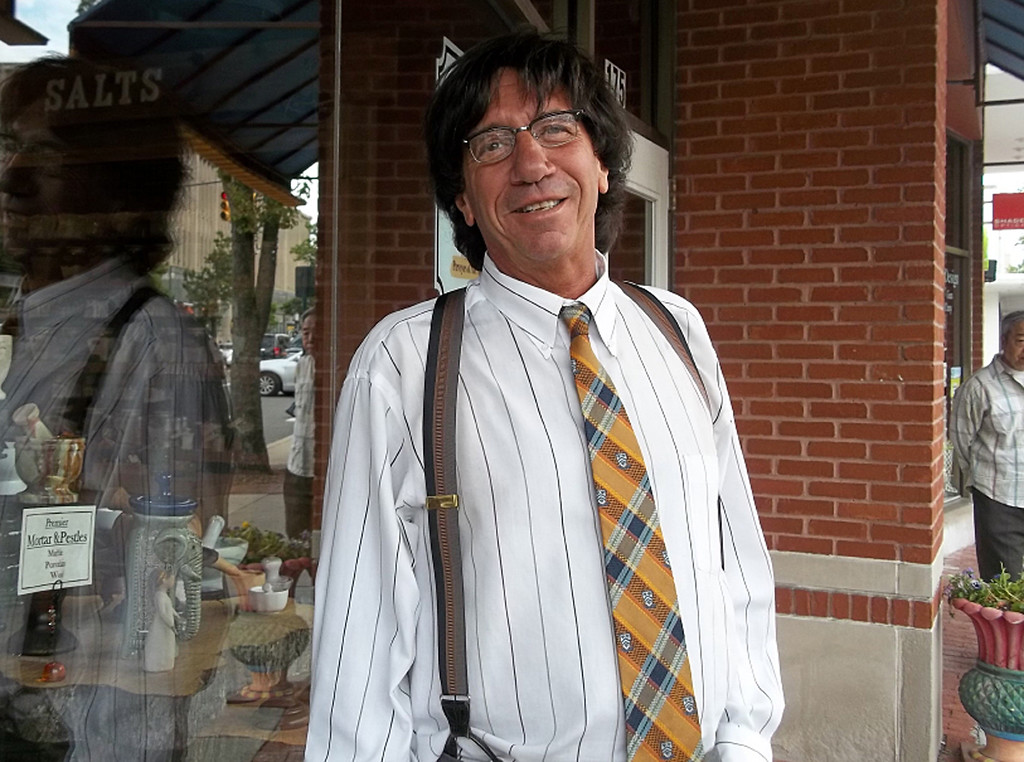 . In this June 5, 2012 photo, attorney David Zacks, of Bloomfield Hills, Mich., poses for a photo in Birmingham, Mich. Zacks says he and other Republicans he knows are unlikely to support a tea party supporter as their next congressman. The congressional election in Michigan�s 11th District is suddenly up in the air after the shocking failure of U.S. Rep. Thaddeus McCotter to file enough valid signatures to get on the Aug. 7, 2012 GOP primary ballot. (AP Photo/Kathy Barks Hoffman)