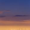 Looking toward Chicago from Warren Dunes State Park 4/29/2015