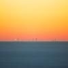 March 19, 2021 as seen from Warren Dunes State Park