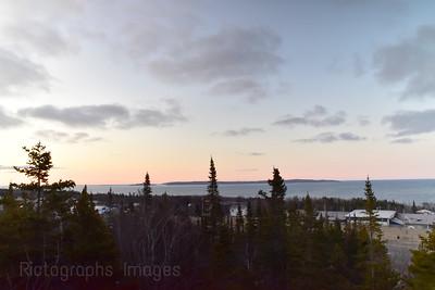 Lake Superior, Lookout Landscape, 2021