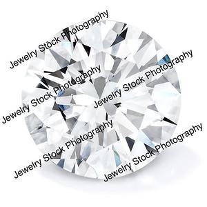 Loose Diamond Round 01