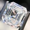 1.62ct Vintage Emerald Cut Diamond GIA F SI1 1
