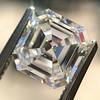 1.62ct Vintage Emerald Cut Diamond GIA F SI1 14