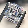1.62ct Vintage Emerald Cut Diamond GIA F SI1 25