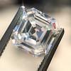 1.62ct Vintage Emerald Cut Diamond GIA F SI1 5