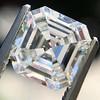 1.62ct Vintage Emerald Cut Diamond GIA F SI1 0