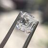 1.62ct Vintage Emerald Cut Diamond GIA F SI1 26
