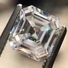 1.62ct Vintage Emerald Cut Diamond GIA F SI1 29