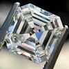1.62ct Vintage Emerald Cut Diamond GIA F SI1 8
