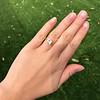 1.62ct Vintage Emerald Cut Diamond GIA F SI1 6