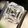 1.62ct Vintage Emerald Cut Diamond GIA F SI1 7