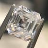 1.62ct Vintage Emerald Cut Diamond GIA F SI1 30