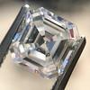 1.62ct Vintage Emerald Cut Diamond GIA F SI1 4