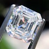 1.62ct Vintage Emerald Cut Diamond GIA F SI1 16