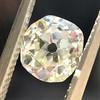 1.00ct Antique Cushion Cut Diamond GIA L VS1 19