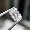 1.00ct Emerald Cut Diamond GIA I VS2 18