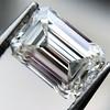 1.00ct Emerald Cut Diamond GIA I VS2 0