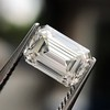 1.00ct Emerald Cut Diamond GIA I VS2 15