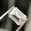 1.00ct Emerald Cut Diamond GIA I VS2 8