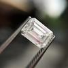 1.00ct Emerald Cut Diamond GIA I VS2 16