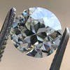 1.01ct Old European Cut Diamond GIA M VS1 20