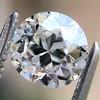 1.01ct Old European Cut Diamond GIA M VS1
