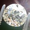 1.01ct Old European Cut Diamond GIA M VS1 4