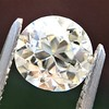 1.01ct Old European Cut Diamond GIA M VS1  www.jewelsbygrace.com antique diamond