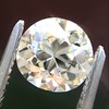 1.01ct Old European Cut Diamond GIA M VS1 9