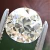 1.01ct Old European Cut Diamond GIA M VS1 3