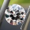 1.01ct Old European Cut Diamond GIA E VVS1 17