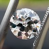 1.01ct Old European Cut Diamond GIA E VVS1 16